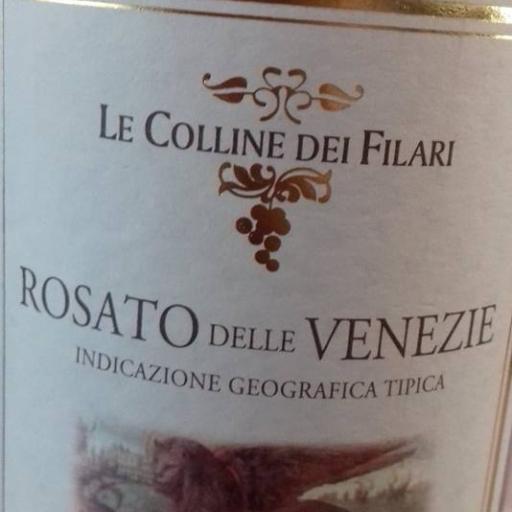 Vin Rosé ROSATO delle Venezie